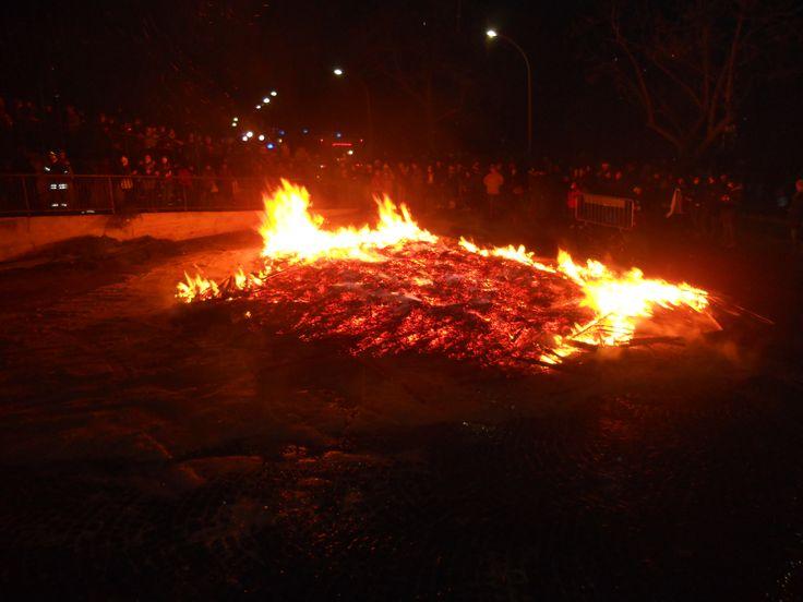 Atto finale del grande fuoco