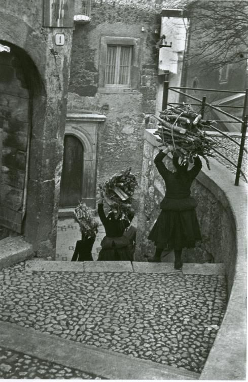 Henri Cartier Bresson Scanno
