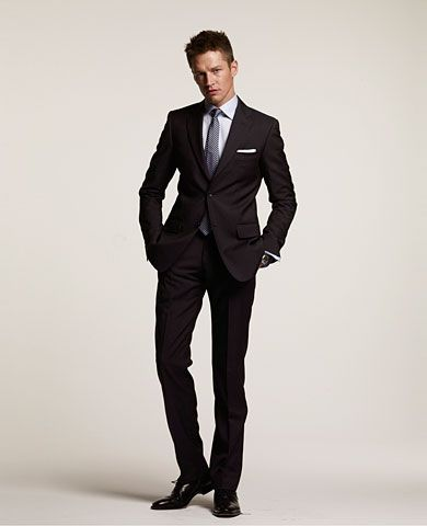 Nothing better than a well made suit