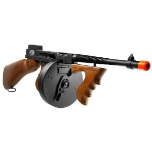 King Arms Thompson M1928 # Air soft Submachine Gun # airsoft gun $148.36