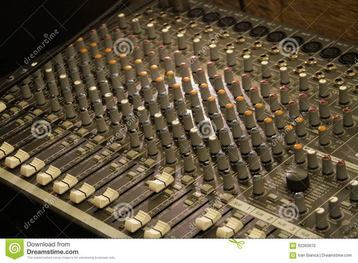 Music Mixer - Download From Over 56 Million High Quality Stock Photos, Images, Vectors. Sign up for FREE today. Image: 62360670