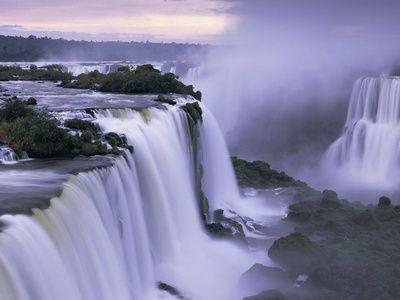 2003 Iguazu Falls, Argentina & Brazil
