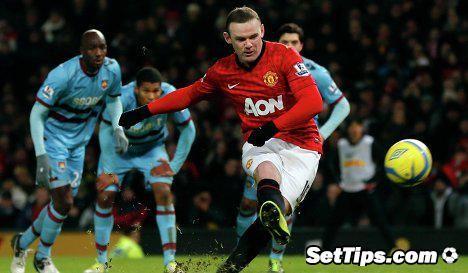 Манчестер Юнайтед - Вест Хэм прогноз: голы будут?