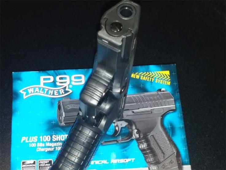 Walther P99 Umarex Lauf
