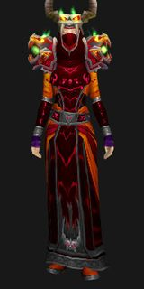 Nemesis Raiment (Recolor) - Transmog Set - World of Warcraft