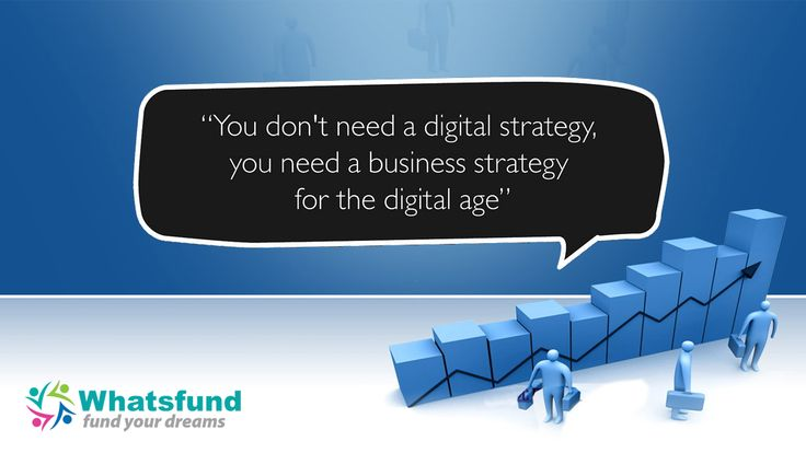 You DonT Need A Digital Strategy You Need A Business Strategy