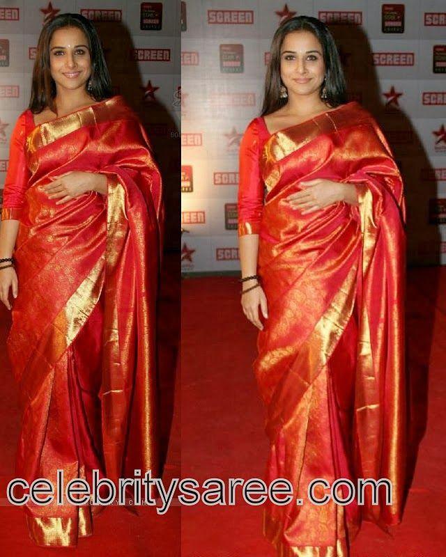 black n red kanjeevaram sarees - Google Search
