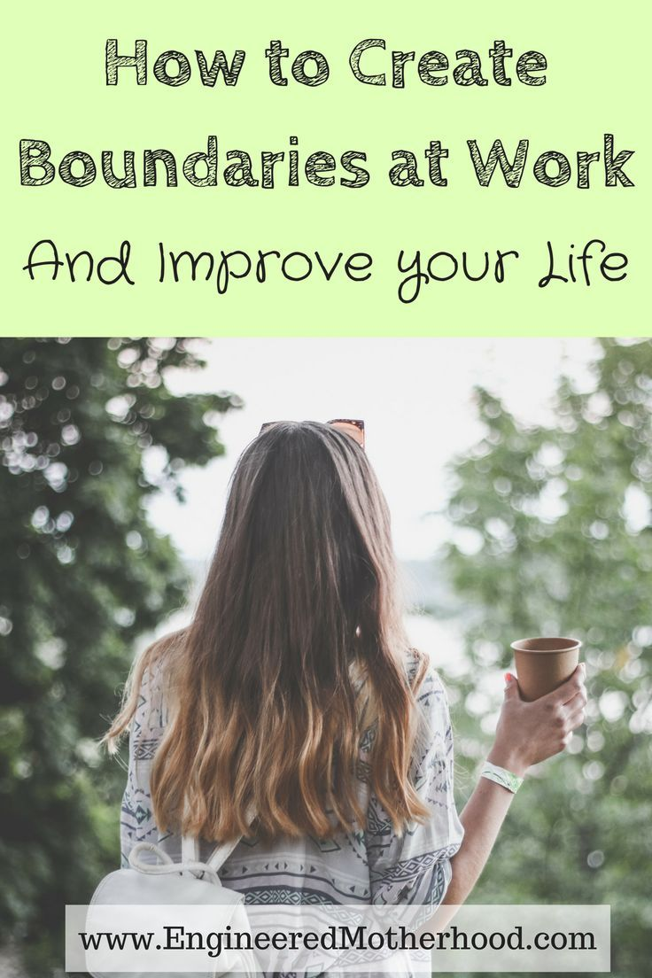 Create Boundaries | Work Life Balance | Setting Priorities