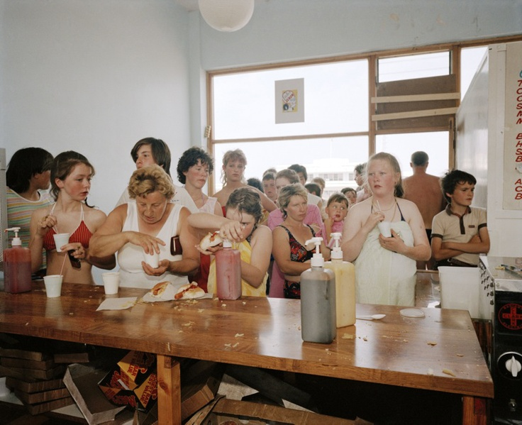 Martin Parr 1983  Master and one of my favourites of all time!