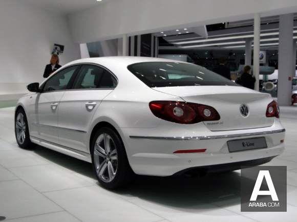 ANKARA OTO KİRALAMA Volkswagen Passat CC GÜNDÜZ OTO KİRALAMA 300 TL