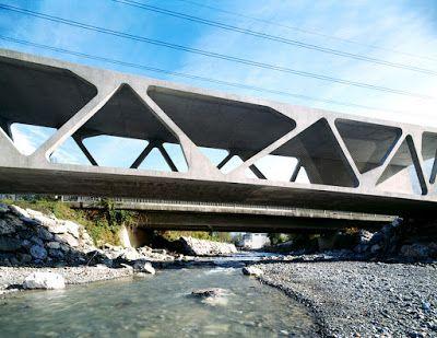 arquitectura zona cero: LOS PUENTES (DOS) DE MARTE.MARTE ARCHITECTS