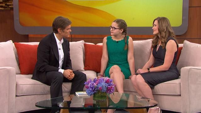 Sneak Peek: The Real-Life Story Behind Miracles From Heaven Movie: Anna and Christy Beam, whose experiences inspired the new movie, Miracles From Heaven, discuss their struggles facing Anna's illness and why they had given up hope.