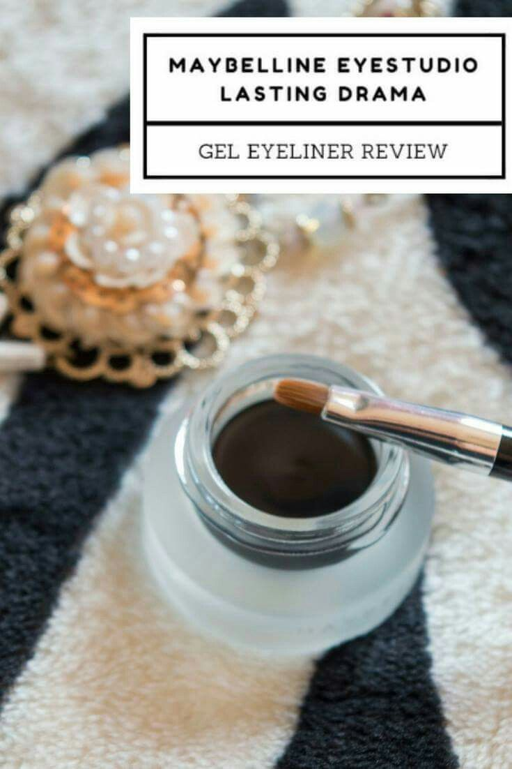 There are plenty of eyeliners on the market, so now it's easier than ever to find the perfect product for your needs. I tried many of them in the past years, and so far I've found my favorites to be from Maybelline.
