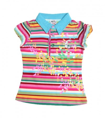 Sale $12.95 ends 30th July 2012 Girls Clothing Sizes 6months - 9years - Multi Colour T-shirt