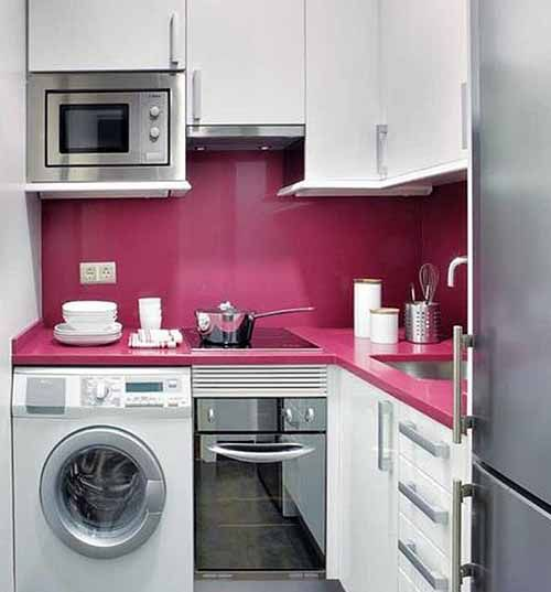 83 best Small Kitchen Ideas images on Pinterest | Small kitchens ...