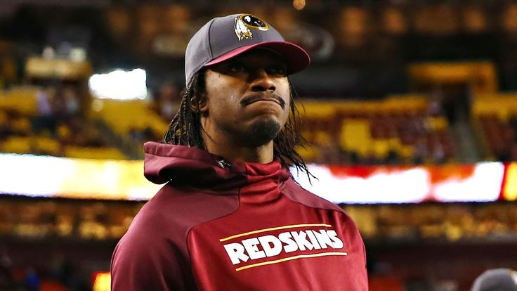 Robert Griffin III concludes two-day visit with Cleveland Browns