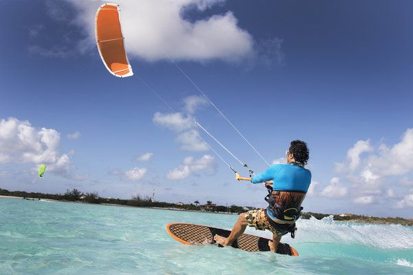 Kiteboard in Barbados -- Where To Try 8 Awesome Adventure Sports On Your Caribbean Vacation | The Huffington Post