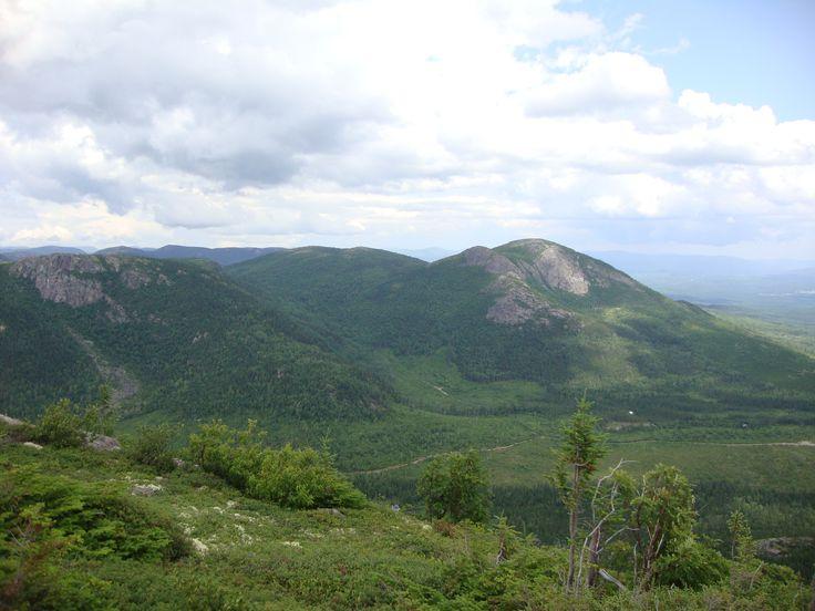 Parc national des Grands-Jardins, Québec