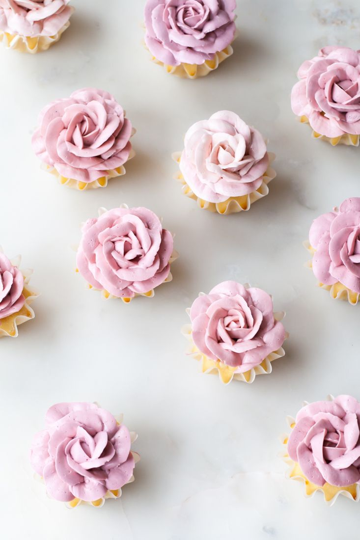 Put a Rose On It | Gorgeous Rose Desserts!