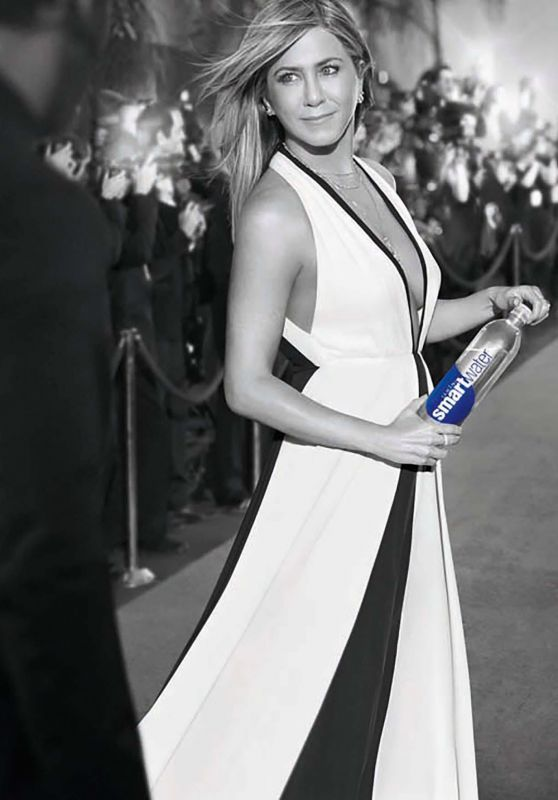 Jennifer Aniston - Photoshoot For Glacéau Smartwater Campaign, April 2017