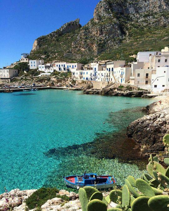 Levanzo Sicilia