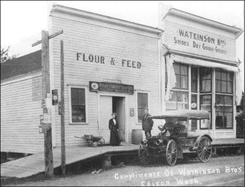 Edison Washington C