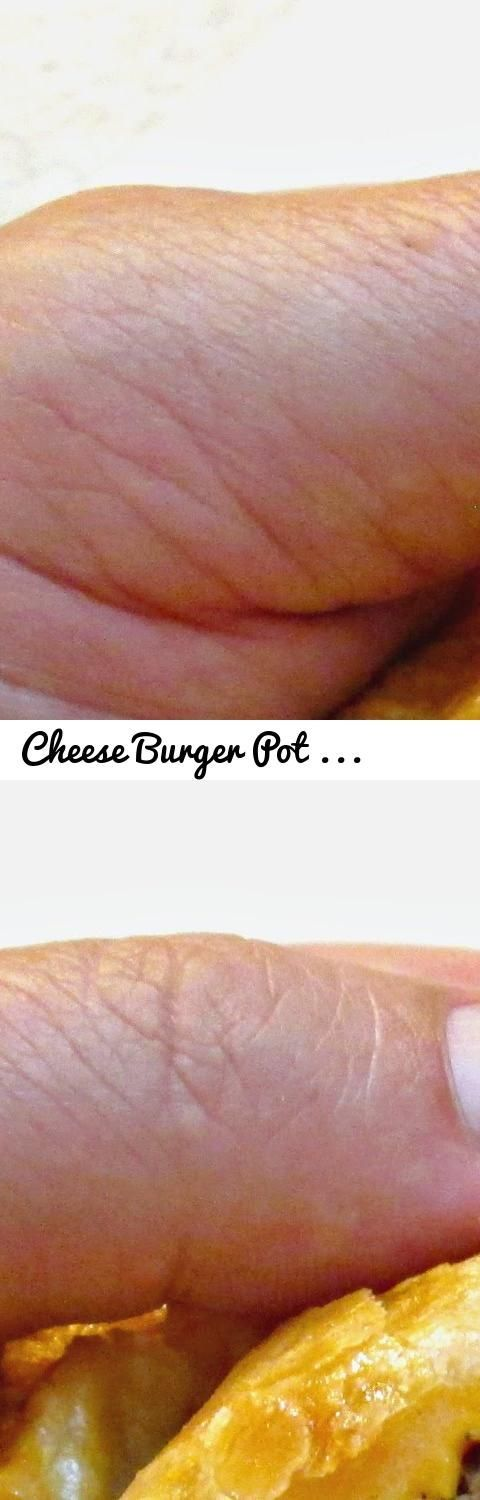 Cheese Burger Pot Pie - Beef and Cheese Pot Pie Recipe - PoorMansGourmet... Tags: cheese, burger, cheese burger, pot, pie, pot pie, how to make a pot pie, how to, cook, how to make a cheese burger, cooking, pot pie recipe, meat, beef pot pie, meat pot pie, turkey, chicken, chicken pot pie, turkey pot pie, pastry, pastry recipe, how to cook pastry, hamburger pie, meat loaf, meat loaf recipe, how to make meat loaf, bacon, hamburger, hamburger recipe, bake, baking, kitchen, oven, applianc...