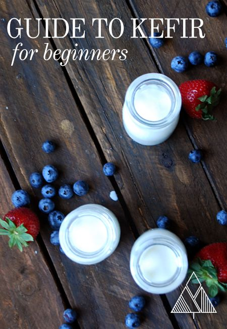 Kefir Guide : Learn how you can benefit from this probiotic rich drink and how to enjoy drinking it!