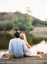 Summer Romance Engagement Shoot: http://www.stylemepretty.com/2014/08/21/summer-romance-engagement-shoot/ | Photography: Jen Wojcik Photography - http://www.jenwojcikphotography.com/