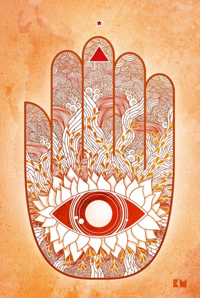 Hand der Fatima / Hand of Fatima by Nico Richter