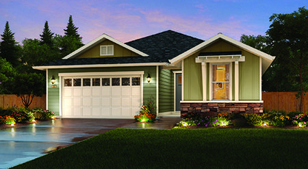 Master Planned Community New Homes near Seattle Benchmark Communities Beautiful classic single and two story homes