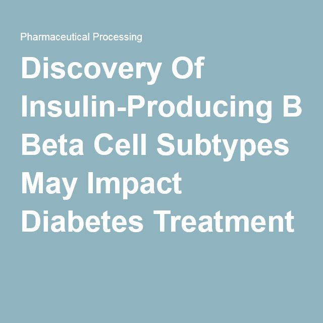 2016-Diabetes affects more than 29 million people in the United States. It is caused by the dysfunction or loss of insulin producing beta cells, which help the body to achieve normal blood sugar levels. Previously, only a single variety of beta cell was known to exist. However, using human pancreatic islets, or clusters of up to 4,000 cells, Grompe and colleagues discovered a method to identify and isolate four distinct types of beta cells. They also found that hundreds of genes were…
