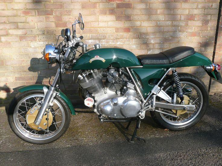 Egli Vincent motorcycle 1000cc  Cafe racer