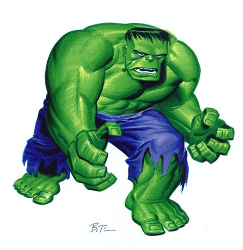Ms de 25 ideas increbles sobre Hulk dibujos animados en