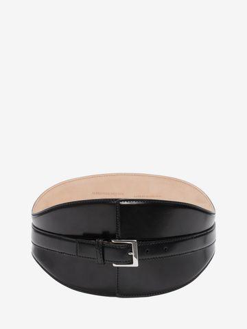 Acquista Cintura Corsetto da Donna sull'online store ufficiale dell'iconico designer Alexander McQueen.