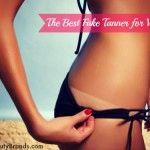 The Best Fake Tanner for Vegans