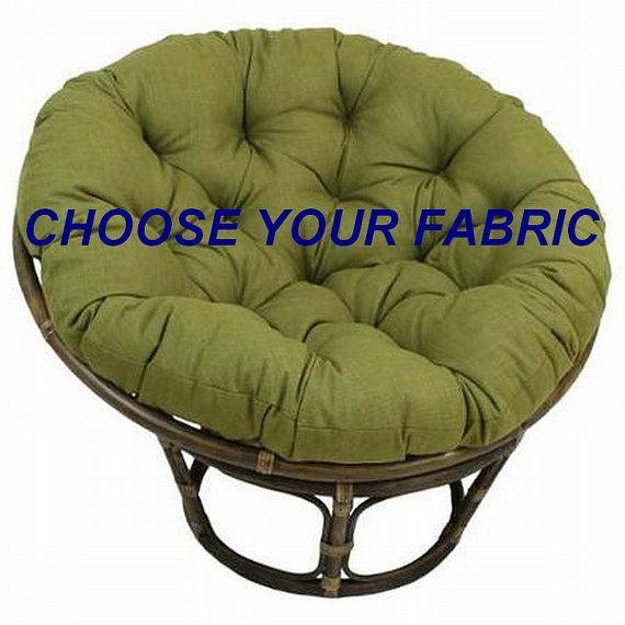 25 best ideas about papasan cushion on pinterest for Papasan cushion cover