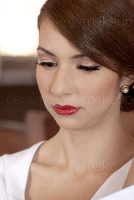 Maquillaje de Novia: Andrea