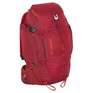 Kelty Redwing 50 Internal Frame Backpack - Garnet Red