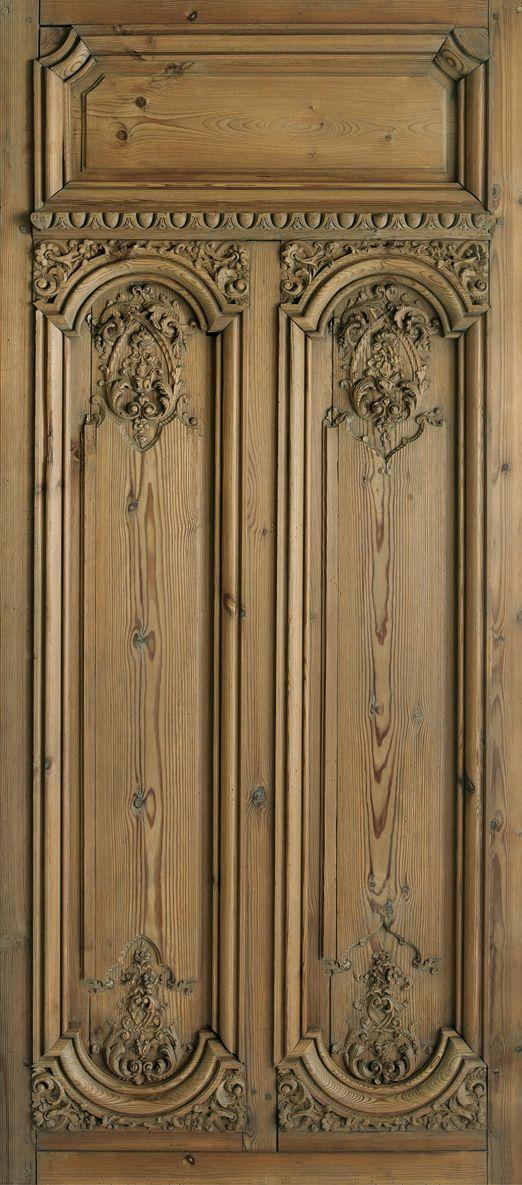 183 best boiserie panels images on pinterest moldings for Wooden french doors for sale