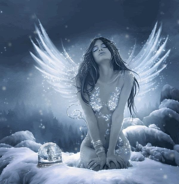 What Kind of Angel are You? - I just like the picture