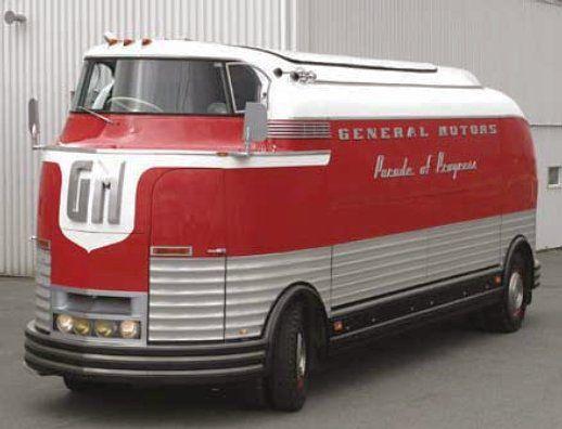 GM Futureliner 1950 Concept