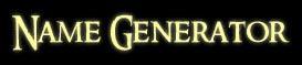 Name generator--you can choose elves, hobbits, dwarves, humans, or wizards. You can also specify gender.
