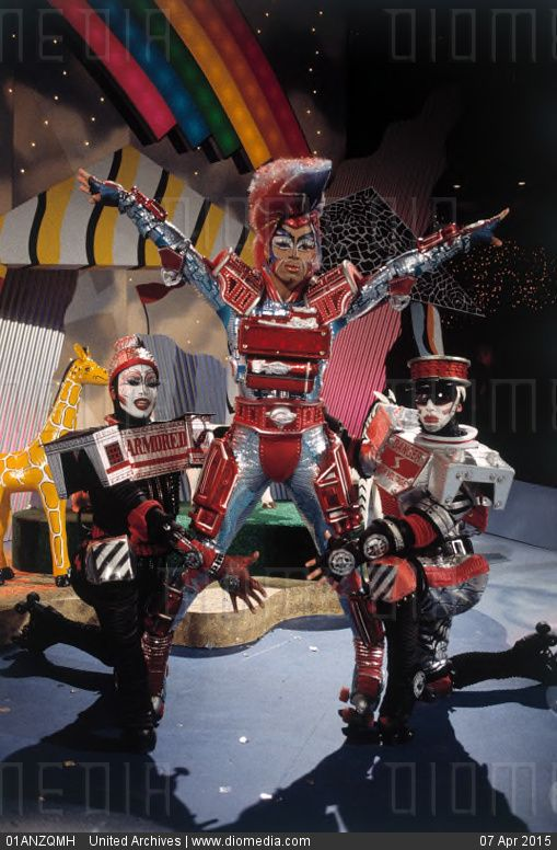 STARLIGHT EXPRESS - stock photo