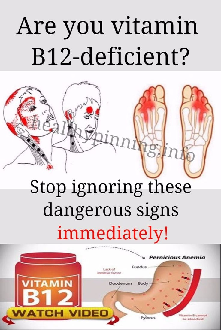 Are You Vitamin B12-Deficiency? Stop Ignoring These Dangerous Signs Immediately!