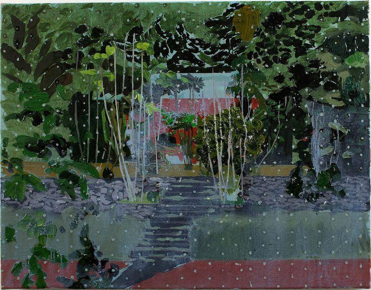 Hurvin Anderson | Works | Michael Werner Gallery