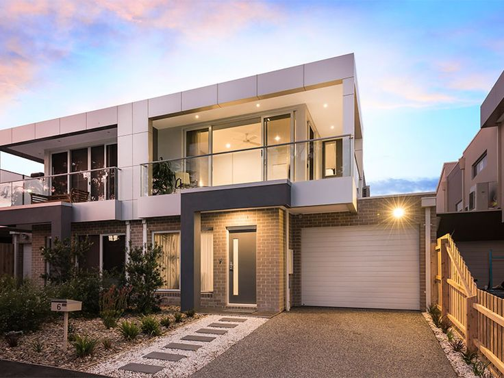 Exhibiting high quality finishes, this residence has an entertainer's edge with various living spaces. 6 Stanley Street, #Williamstown
