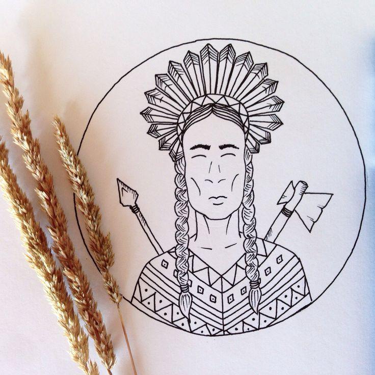 #Injun #Indian #indianman #индеец #скетч #арт #карандаш #акварель #watercolor #эскиз #artwork #дудластик #картинка #скетчбук #sketchbook #sketch #doodle #дудл #иллюстрация #illustration #art #drawing #рисунок #childrenillustration #рисуемкаждыйдень #doodlastic #topcreator #art_we_inspire #doodlasticjun15