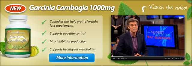 Doctor Oz Weight Loss Garcinia Cambogia   Garcinia Cambogia Dr Oz – The Holy Grail Of Weight   I Tried The 12-Day Trial With Dr.Oz Of Oz Dr Weigh   Dr. Oz Revolutionary Weight Loss Pills – Garcinia    Don'T Read This If You Know Where To Buy Garci   Order The 27 Day Supply Of The V...