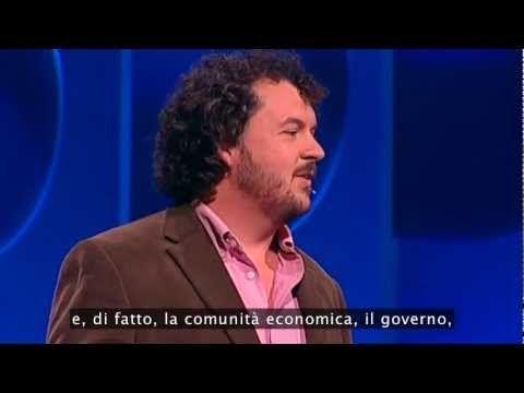 TEDItalia - Nic Marks: L' Indice di Felicità del Pianeta
